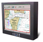 Standalone/Mountable Flat Panel LCD Monitor (Chassis Monitor IndustrialT)